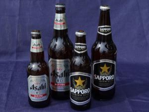 asahi sapporo beer