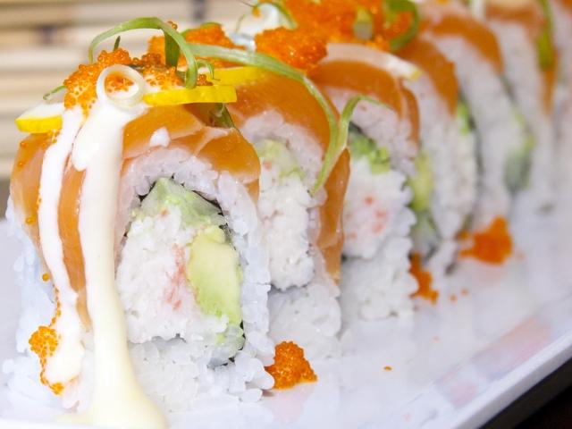 orange lemon roll