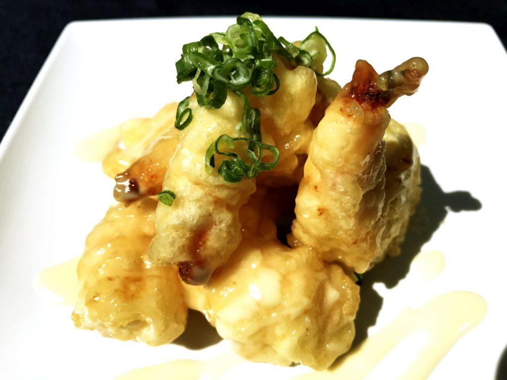 Shrimp Mayo