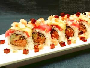 Salsa Roll